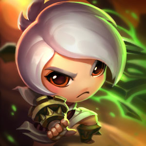 Adrian Riven - Summoner Stats - League of Legends